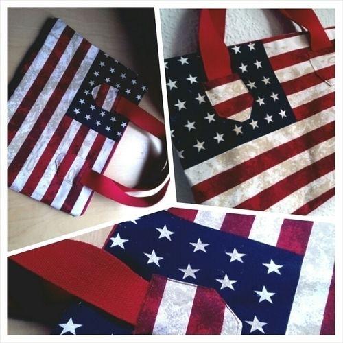 Makerist - USA-Shopper für jede Gelegenheit - Nähprojekte - 1