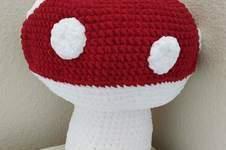 Makerist - Amigurumi - Mushroom - crochet – tutorial - 1