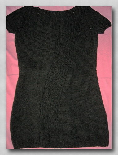 Makerist - Mini-Kleid / Longpullover - Strickprojekte - 1