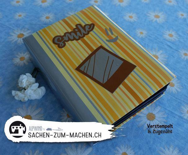 Makerist - Brillenetui, Tasse und Fotoalbum beplottet  - DIY-Projekte - 2