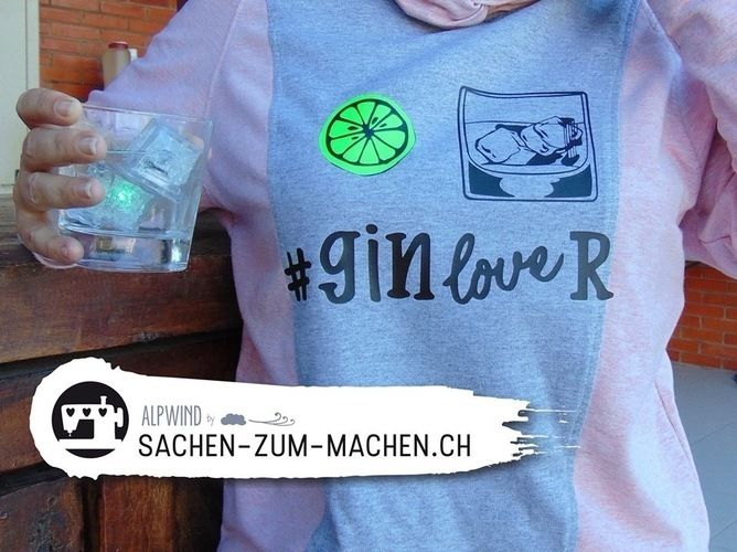 Makerist - Gin Lover - Nähprojekte - 1