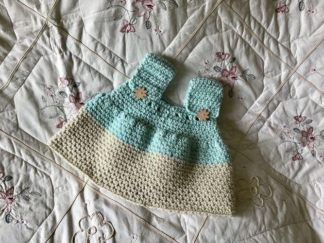 Makerist - Crocheted dress - Crochet Showcase - 3