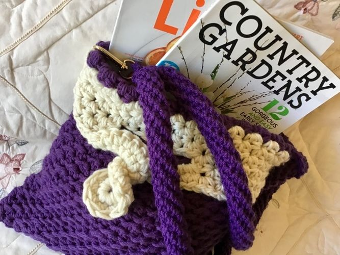 Makerist - Venice Beach tote bag - Crochet Showcase - 1