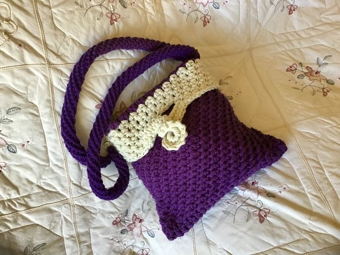 Makerist - Venice Beach tote bag - Crochet Showcase - 2