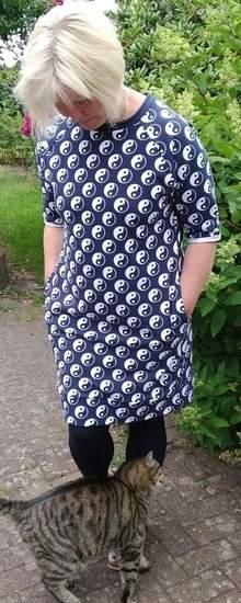 Makerist - Everyday Dress Woman von kid5 aus Baumwolljersey - 1