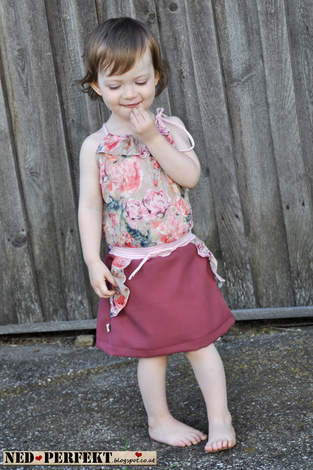MissHolliday Jumpskirt von Kits4Kids