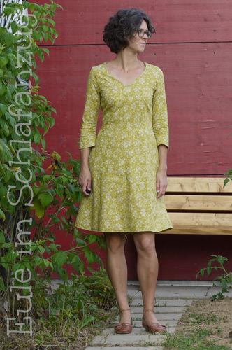 Makerist - Kleid Karlotta - Nähprojekte - 3