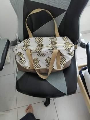 Makerist - Sac georges en Jacquard ananas - 1