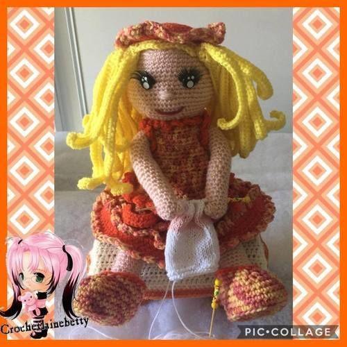Makerist - tutoriels crochet marion - Autres créations - 1