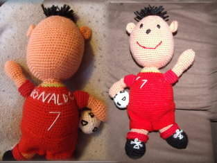 Makerist - Fanpuppe Cristiano Ronaldo - 1