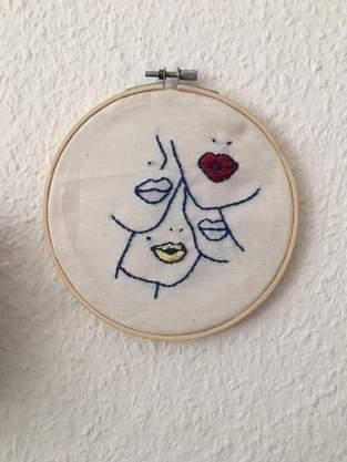 Makerist - Frauen Stickerei - 1