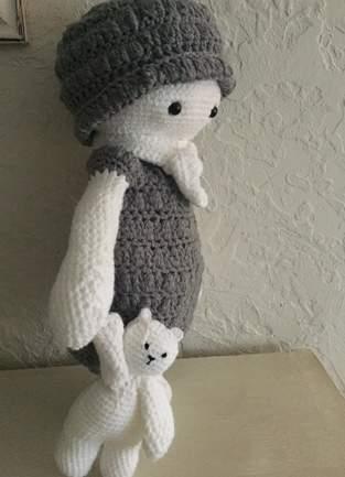 Makerist - Mon doudou et son doudou  - 1