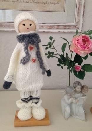 Makerist - Sacha le bonhomme d'hiver  - 1