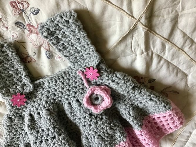 Makerist - Little Lulu Crocheted Dress - Crochet Showcase - 1