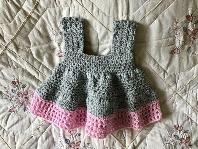 Makerist - Little Lulu Crocheted Dress - Crochet Showcase - 3