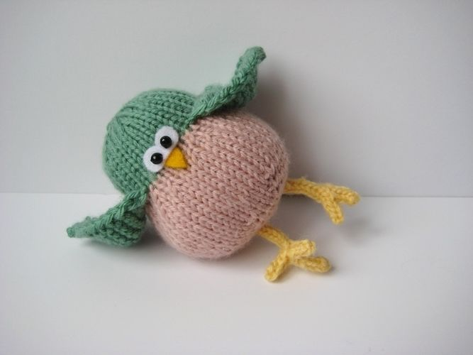 Makerist - Juggle Birdies - Knitting Showcase - 1