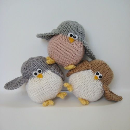 Makerist - Juggle Birdies - Knitting Showcase - 2