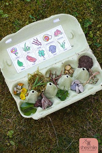Makerist - Sommer-Natur-Bingo für das Gemeindefest - DIY-Projekte - 1