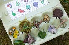 Makerist - Sommer-Natur-Bingo für das Gemeindefest - 1