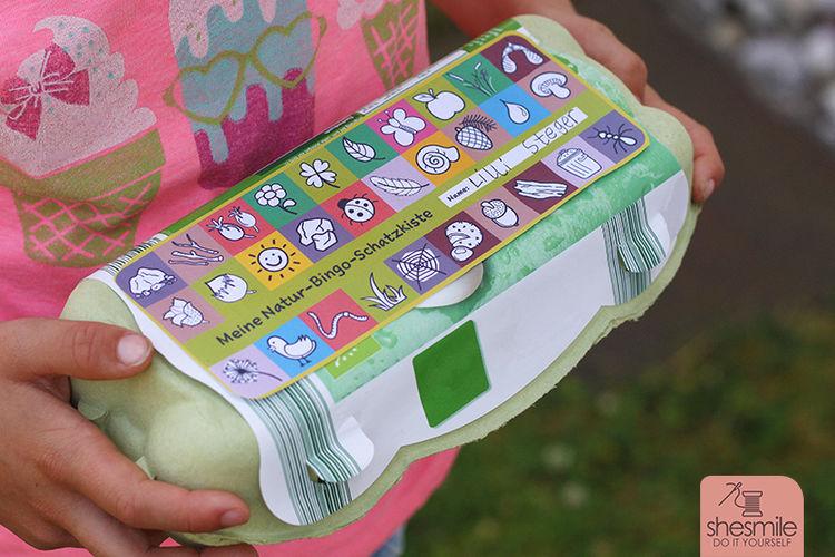 Makerist - Sommer-Natur-Bingo für das Gemeindefest - DIY-Projekte - 2