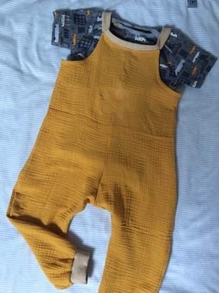 Makerist - Luftig sonniges Outfit für einen Ausflug - 1