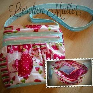 Makerist - Lieblingstasche aus Baumwolle  - 1