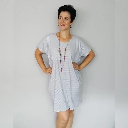 Makerist - Kleid #tee aus Jersey - Nähprojekte - 1