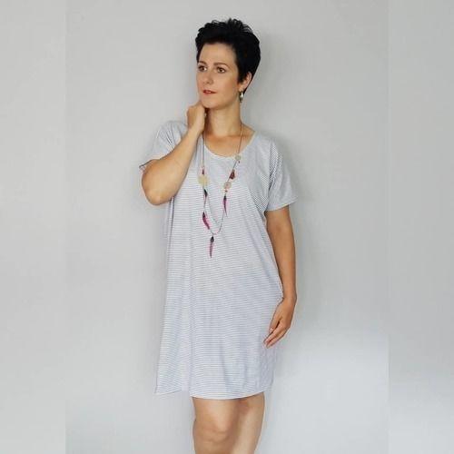 Makerist - Kleid #tee aus Jersey - Nähprojekte - 2