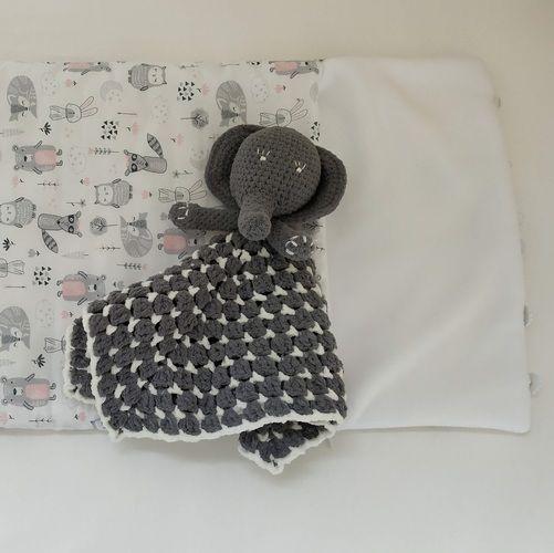 Makerist - Doudou éléphant - Créations de crochet - 2