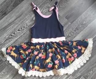 Dance & Jump Kleid für meine Enkelin