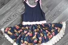 Makerist - Dance & Jump Kleid für meine Enkelin - 1