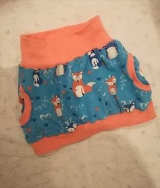 Makerist - Pumprock mit Taschen  - 1