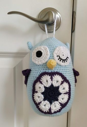 Makerist - Musical owl - Crochet Showcase - 1