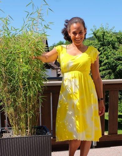 Makerist - Eine Zitronenmanja  - Nähprojekte - 2