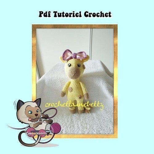 Makerist - tutoriels crochet  la girafe sofia - Autres créations - 1
