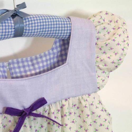 Makerist - Kindernachthemd als Upclingprojekt - Nähprojekte - 1