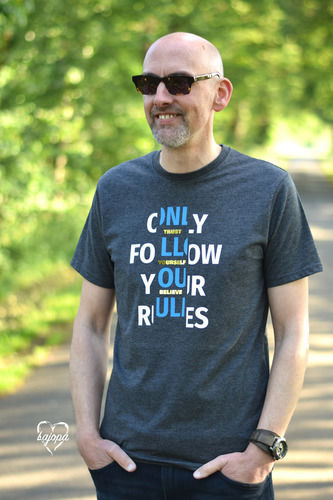 Makerist - Plott Follow your Rules von Daddy2Design - Textilgestaltung - 1