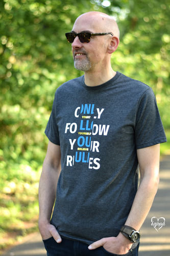 Makerist - Plott Follow your Rules von Daddy2Design - Textilgestaltung - 2