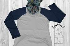 Makerist - Raglan-Shirt von Lillesol & Pelle - 1