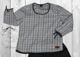 Makerist - Bluse aus einem Herrenhemd - 1