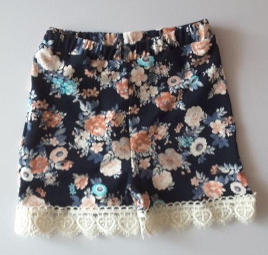 Makerist - Shorty für kleine Ladys 😉 - Nähprojekte - 1