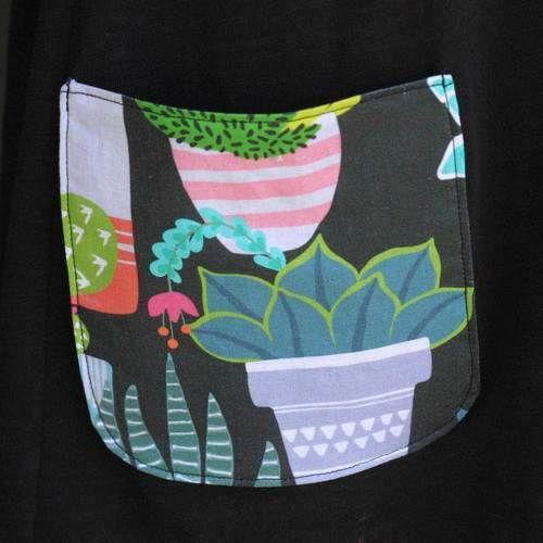 Makerist - Kleid mit Floralem - Nähprojekte - 3