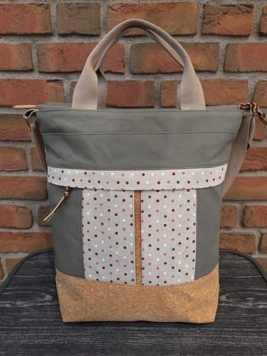 Makerist - Mila Uni-Bag von Unikati - Nähprojekte - 1