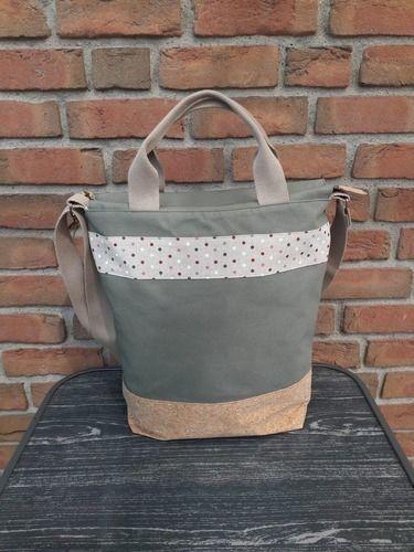 Makerist - Mila Uni-Bag von Unikati - Nähprojekte - 2