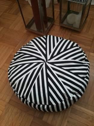 Makerist - Kissen black and white  - 1