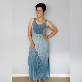 Kleid Vienna aus Modeljersey