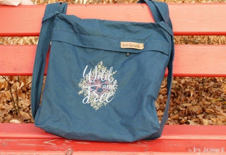 Makerist - Yello Bag mit Rucksack Henkeln - Nähprojekte - 1