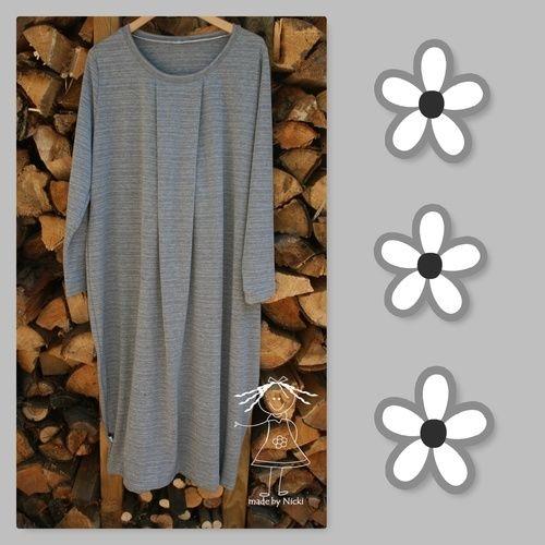 Makerist - Kleid Amelie von Fadenkäfer - Nähprojekte - 1