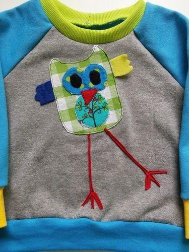 Makerist - Shirt mit Eule - Nähprojekte - 2
