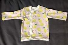 Makerist - Babyjäckchen aus Jersey - 1